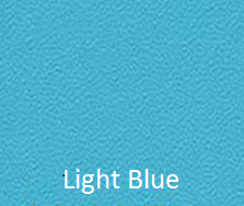 above ground pool liner light blue
