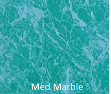 above ground pool liner medium marble
