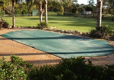 Tenex pool cover
