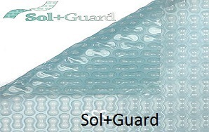 Solar pool blanket