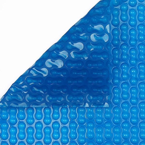 dark blue semi transluscent cover
